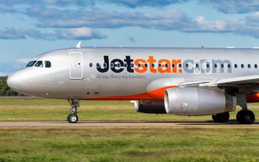 VH-VQC - Jetstar Airways Airbus A320