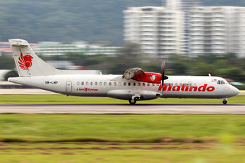 9M-LMP - Malindo Air ATR 72 (all models)