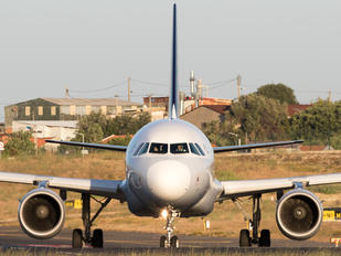 00-SSI - Brussels Airlines Airbus A319