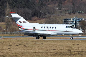 CS-DRL - NetJets Europe (Portugal) Hawker Beechcraft 800XP