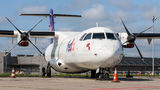 FedEx Feeder ATR 72 (all models) EI-FXI at Katowice - Pyrzowice airport