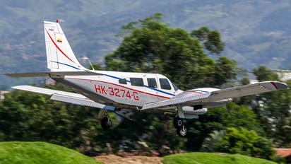 HK-3274-G - Private Piper PA-34 Seneca