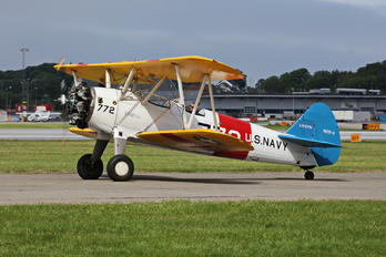 LN-STM - Private Boeing Stearman, Kaydet (all models)