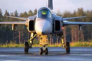 39248 - Sweden - Air Force SAAB JAS 39C Gripen aircraft