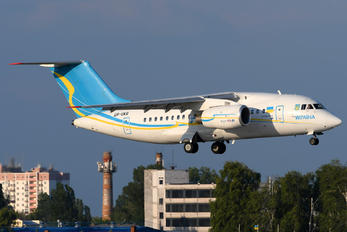 UR-UKR - Ukraine - Government Antonov An-148