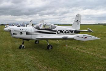 OK-OPE - Aeroklub Czech Republic Zlín Aircraft Z-142