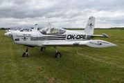 OK-OPE - Aeroklub Czech Republic Zlín Aircraft Z-142 aircraft