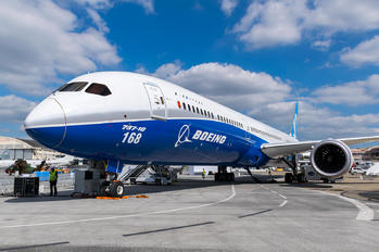 N528ZC - Boeing Company Boeing 787-10 Dreamliner