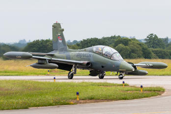 N344EM - Private Aermacchi MB-339CD