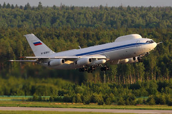 RF-93642 - Russia - Air Force Ilyushin Il-86VKP