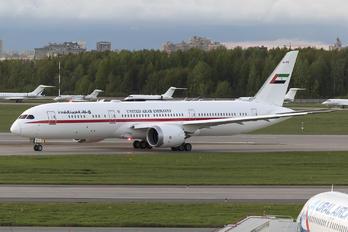 A6-PFE - Qatar Amiri Flight Boeing 787-9 Dreamliner