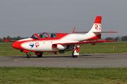 3H2009 - Poland - Air Force: White & Red Iskras PZL TS-11 Iskra aircraft