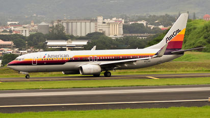 N917NN - American Airlines Boeing 737-800