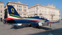 "MM54547 - Italy - Air Force ""Frecce Tricolori"" Aermacchi MB-339A aircraft"
