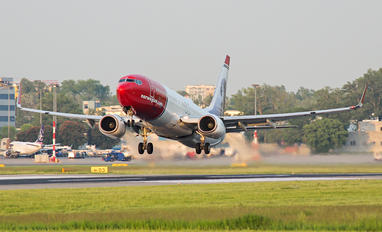 EI-FJE - Norwegian Air Shuttle Boeing 737-800