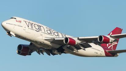 G-VROC - Virgin Atlantic Boeing 747-400