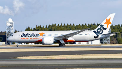 VH-VKH - Jetstar Airways Boeing 787-8 Dreamliner