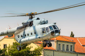 H-210 - Croatia - Air Force Mil Mi-8MTV-1