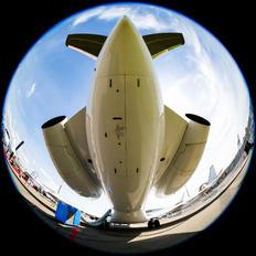M-AQUA - Private Bombardier BD-700 Global 5000