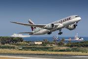 A7-BCJ - Qatar Airways Boeing 787-8 Dreamliner aircraft
