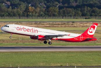 D-ALSC - Air Berlin Airbus A321