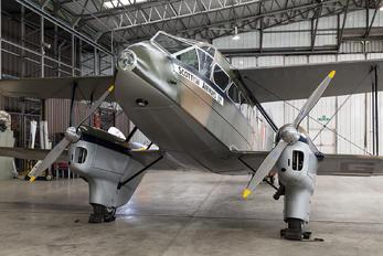 G-AGJG - Private de Havilland DH. 89 Dragon Rapide