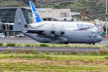 663 - Israel - Defence Force Lockheed C-130J Hercules