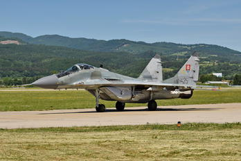 6425 - Slovakia -  Air Force Mikoyan-Gurevich MiG-29AS