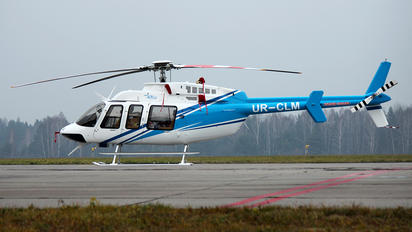 UR-CLM - Private Bell 407GXP