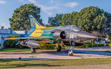 4922 - Brazil - Air Force Dassault Mirage III F-103E