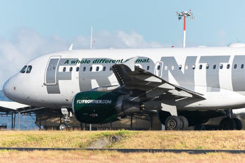 N943FR - Frontier Airlines Airbus A319
