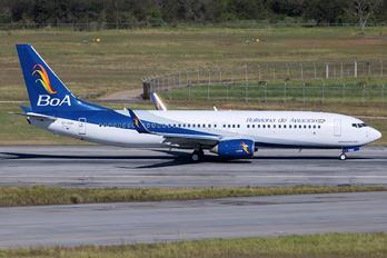 CP-2926 - Boliviana de Aviación - BoA Boeing 737-800