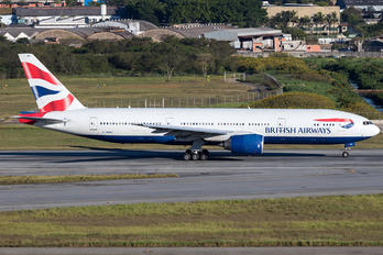 G-YMMH - British Airways Boeing 777-200ER