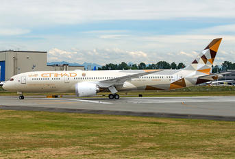 A6-BLO - Etihad Airways Boeing 787-9 Dreamliner