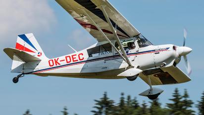 OK-DEC - Aeroklub Czech Republic Bellanca 8KCAB Decathlon