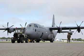 5607 - Norway - Royal Norwegian Air Force Lockheed C-130J Hercules