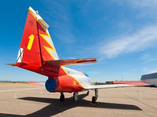 E.25-86 - Spain - Air Force : Patrulla Aguila Casa C-101EB Aviojet
