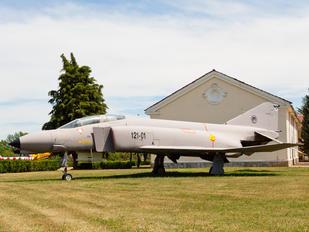 C.12-01 - Spain - Air Force McDonnell Douglas F-4C Phantom II