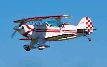 I-BBMM - Private Pitts S-2S Special