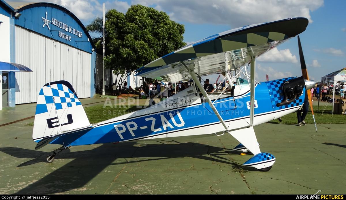 Private PP-ZAU aircraft at Itápolis - Dr. Luiz Dante Santoro