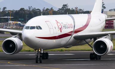 XA-UYR - Aero Union Airbus A300F