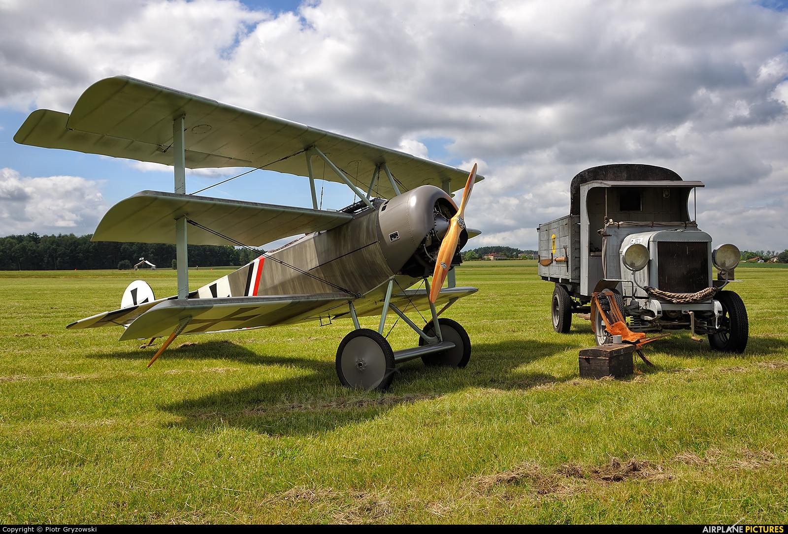 Private OK-TAV58 aircraft at Rybnik - Gotartowice