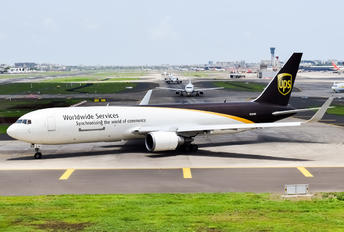 N309UP - UPS - United Parcel Service Boeing 767-300F