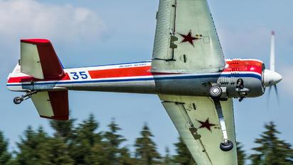 N55XZ - Private Yakovlev Yak-55