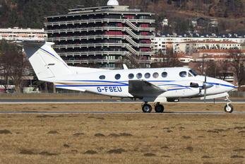 G-FSEU - Centreline Air Charter Beechcraft 200 King Air