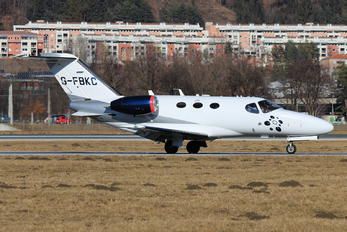 G-FBKC - Private Cessna 510 Citation Mustang