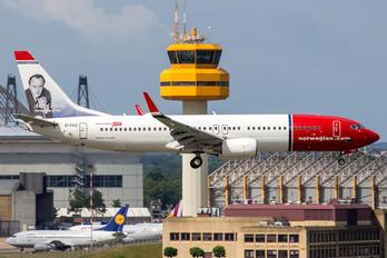 EI-FHZ - Norwegian Air International Boeing 737-800