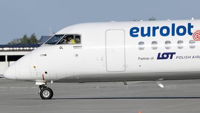 SP-EQL - LOT - Polish Airlines de Havilland Canada DHC-8-400Q / Bombardier Q400