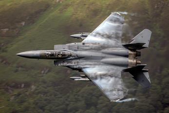 91-0324 - USA - Air Force McDonnell Douglas F-15E Strike Eagle