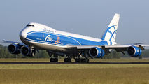 VP-BGZ - Air Bridge Cargo Boeing 747-8F aircraft
